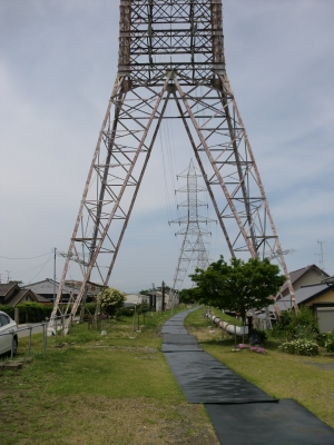 三池炭鉱鉄道跡4