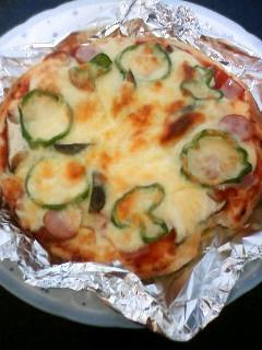 手づくりピザ