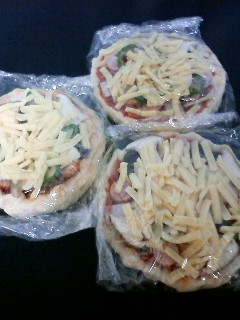 手作りピザ_その2