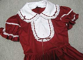 ロリータ服