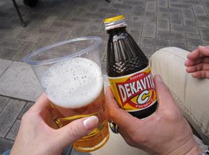 ドイツビールで乾杯