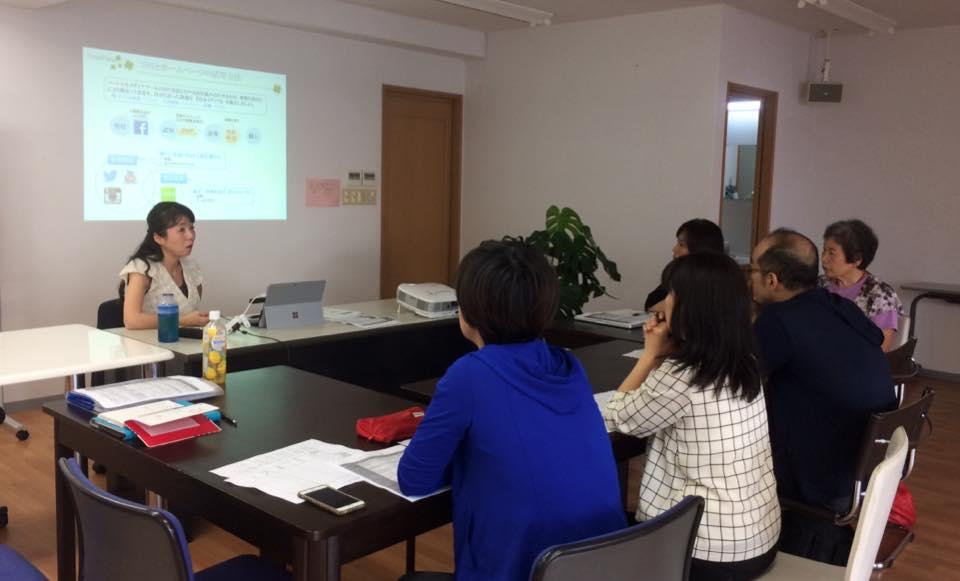 女性起業家支援ルームACTセミナー