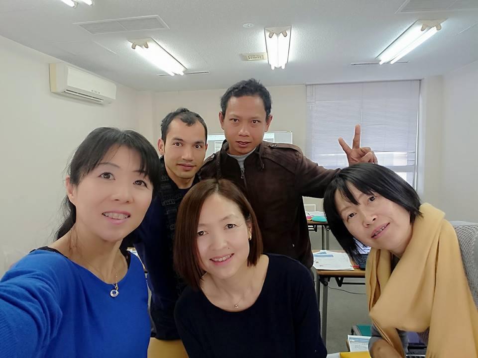 定住外国人Facebook講座2