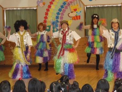 卒園式3(踊り)