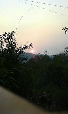 アカ族太陽