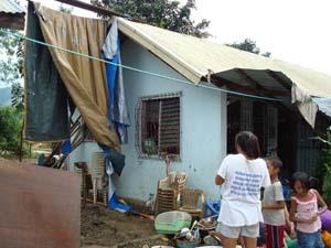 フィリピン洪水被害2
