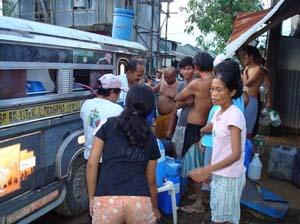 フィリピン洪水被害4