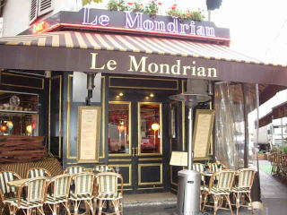 Le Mondrian