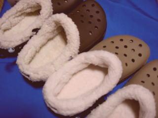 crocs: mammoth