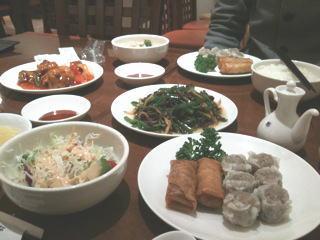 崎陽軒中華食堂シウマイ定食