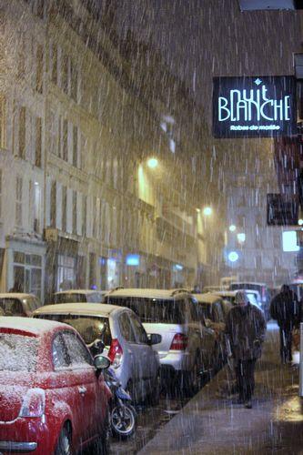 nuit blanche neige
