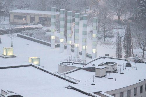 parc neige
