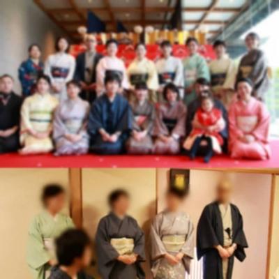 キモノビ㏌徳島/着物を楽しむイベント