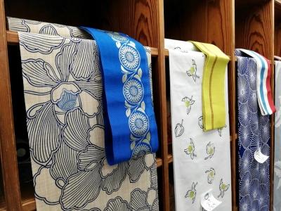 徳島で浴衣を探す おすすめ浴衣コーディネート 近郊の 阿南市 鳴門市 の浴衣買い物に
