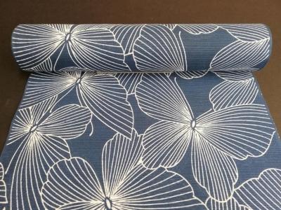 蝶 ちょうの紺白浴衣 徳島 板野 阿波市 吉野川市の着物好きに