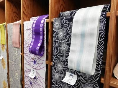 人気の竺仙浴衣販売店・竺仙万寿菊浴衣・蛍柄浴衣など|徳島の浴衣販売店