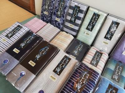 阿波しじら織通販 阿波しじらオンラインショップ 販売店 徳島市のきもの屋・ふくや
