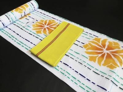 徳島の着物屋の浴衣・竺仙2019年新作