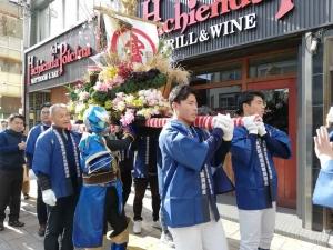 徳島 インディゴソックス 両国本町 お祭り