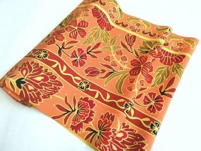 名古屋帯 更紗 サラサ 人気の着物や帯 着物バーゲン 徳島きもの婦久や