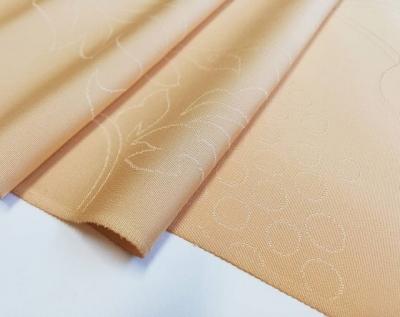 クリーム色の色無地 徳島の茶道 カルチャーセンター 習い事着物