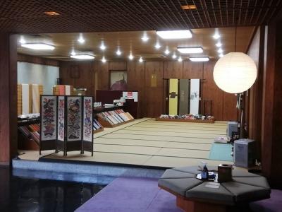 徳島きもの展示会・淡路島着物バーゲン 徳島そごう南の呉服店展示会。