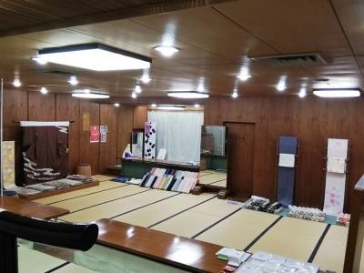 茶道の着物 徳島 付け下げ 訪問着 高級呉服店 徳島そごう近く