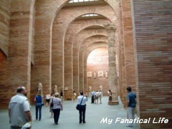 メリダ−国立ローマ博物館