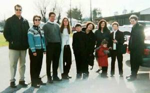 ジャンさんと家族