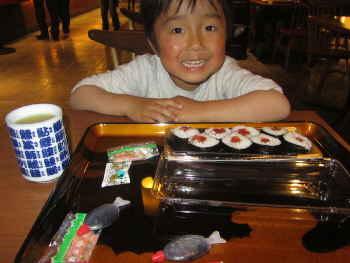 関西空港寿司