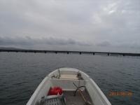 浜名湖 庄内湾入り口