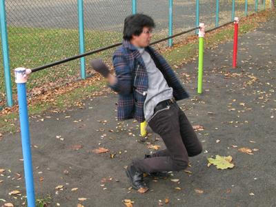 '09.11.03公園稽古写真05