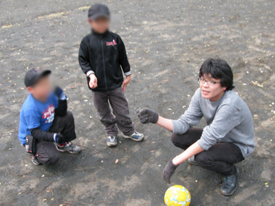 '09.11.03公園稽古写真08