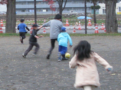 '09.11.03公園稽古写真09