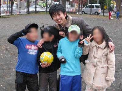 '09.11.03公園稽古写真10