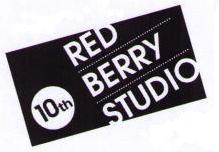 レッドベリースタジオ10周年。