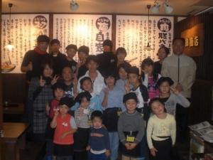ちびっ子ラーメン道4