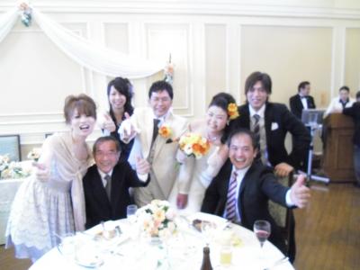 奈々ちゃん結婚式1