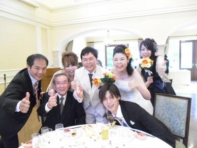 奈々ちゃん結婚式2