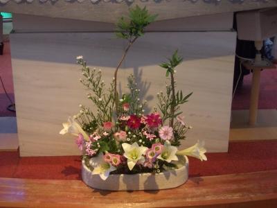 10月6日のお花