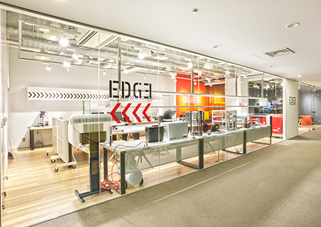 KEIO EDGECreative Lounge