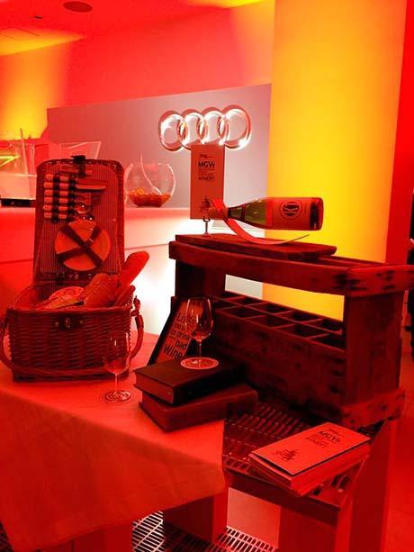 Audi Sport × MGVs Winery