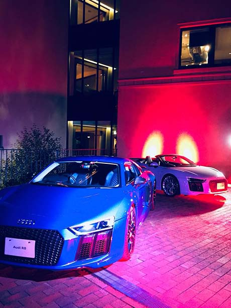 Audi Sport Premium Test Drive at MGVs Winery