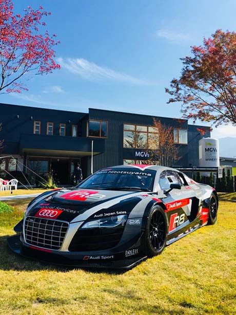 Audi Sport Premium Test Drive at MGVs Winery : Day2