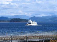 海外一人旅 カナダ BC州 BCフェリー