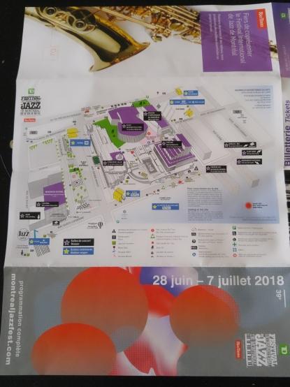 モントリオール ジャズフェスティバル Montreal jazz festival summer