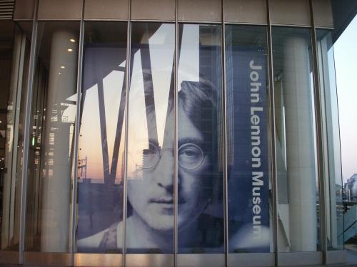 ジョンレノン・ミュージアム