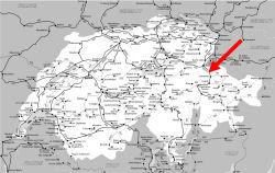 バートラガッツ地図