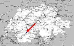 ロイカーバート地図