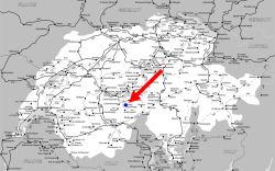 クライネシャイデック地図